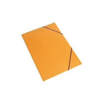 Carpeta de 3 solapas con elastico color Nº6