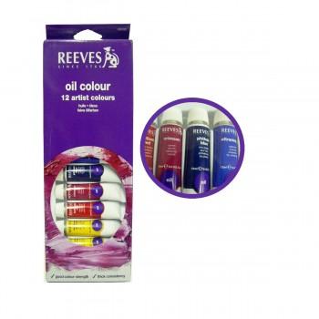 Oleos Reeves x12