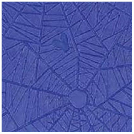 papel-arana-azul