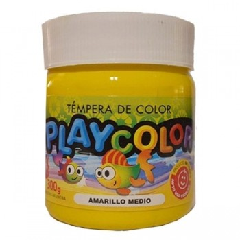 tempera-playcolor-pote-250grs