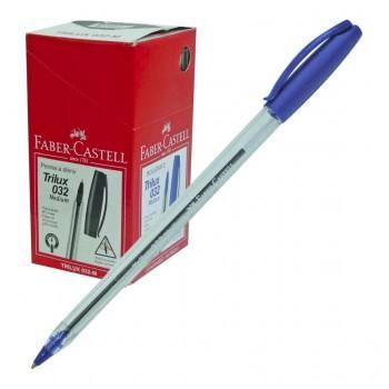 Boligrafo Faber Castell Trilux