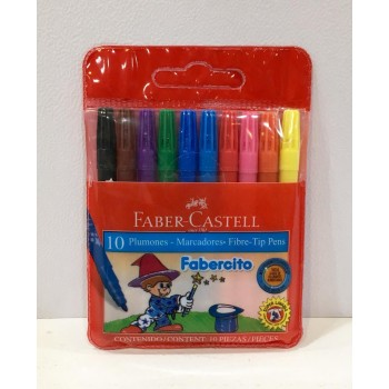 Marcador Faber-Castell...