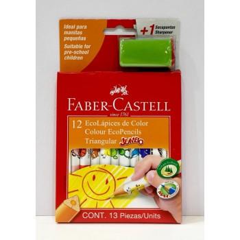 Lápices de color Faber...