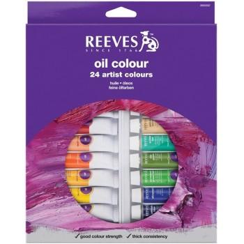 Oleos Reeves x24
