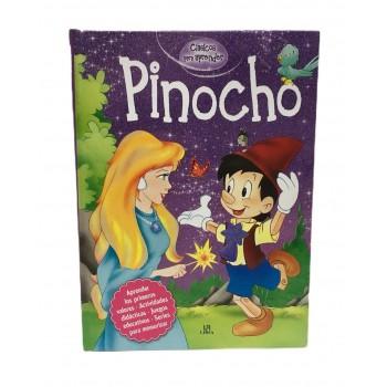 Clásicos con glitter - Pinocho