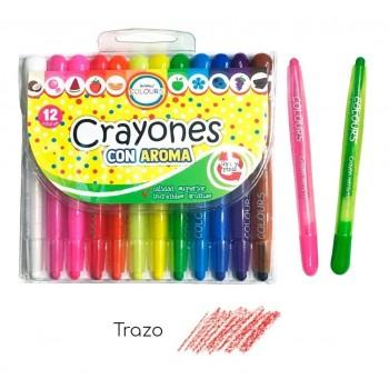 Crayones Colours con aroma