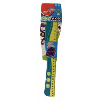 Regla Maped 30 cm Kidy Grip